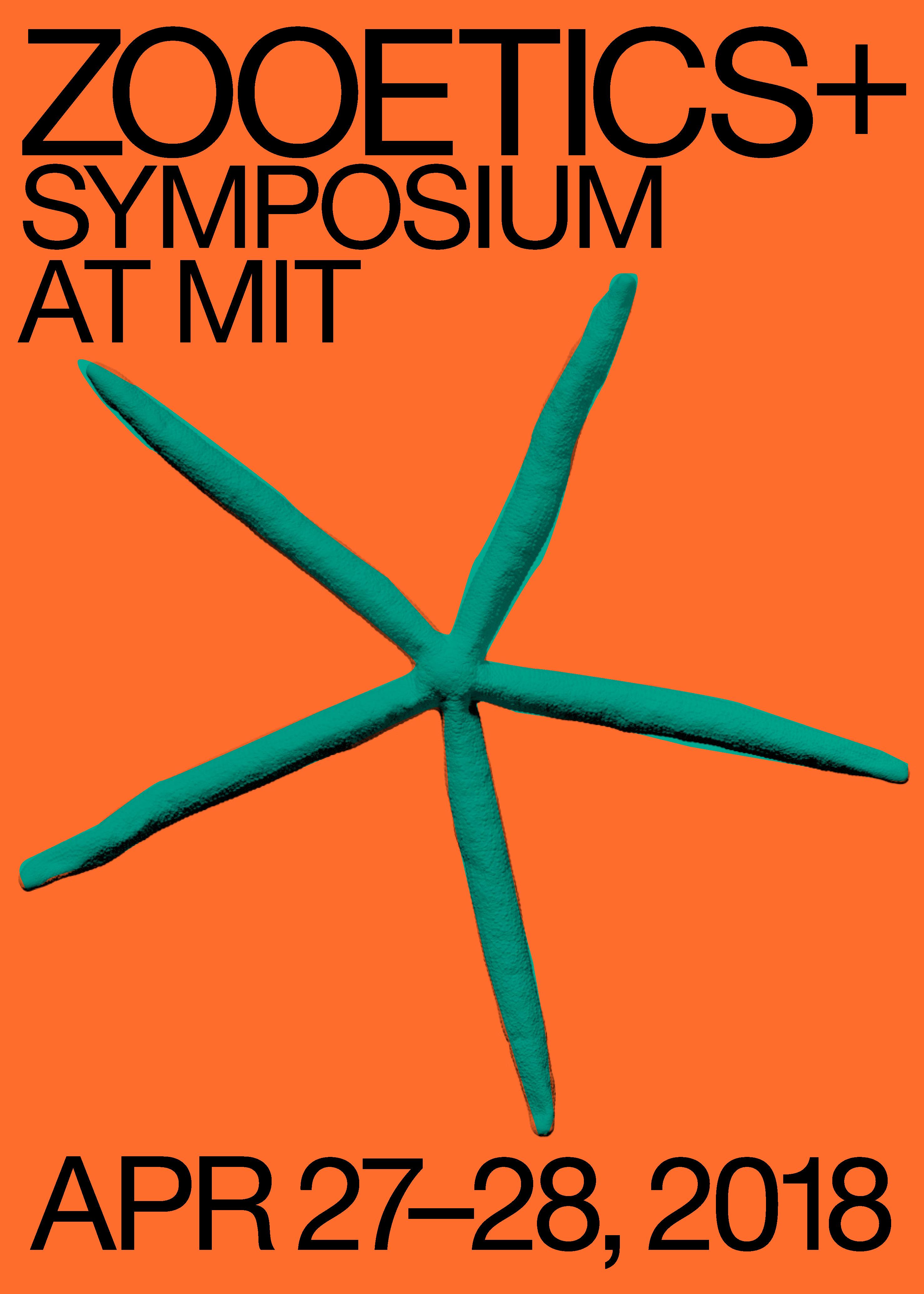 Zooetics — Simpoziumas Zooetics+MIT